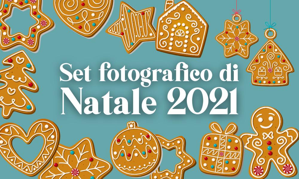 Set foto di Natale 2021