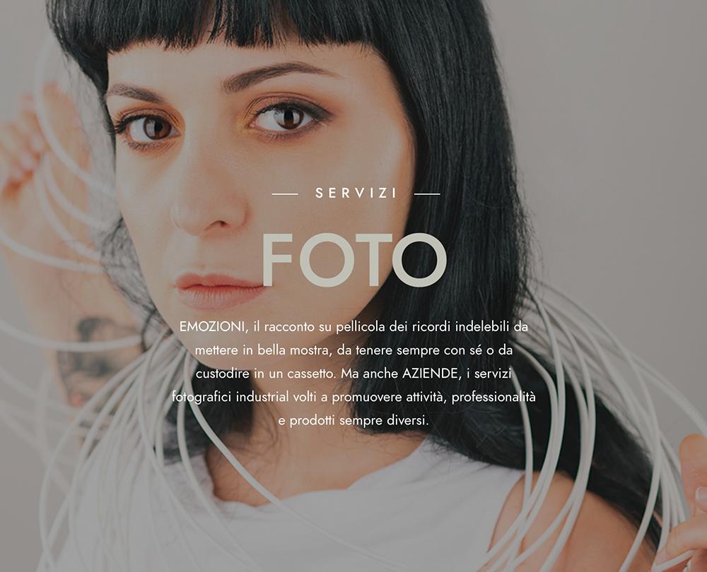 Pagina servizi fotografici